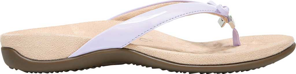 Women's Vionic Bella II Sandal, Pastel Lilac Polyurethane, large, image 2