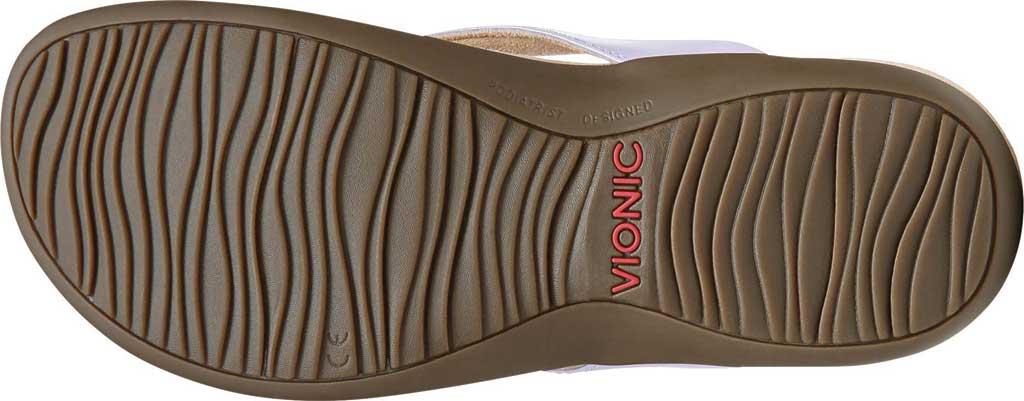 Women's Vionic Bella II Sandal, Pastel Lilac Polyurethane, large, image 6