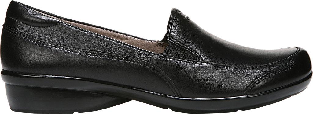 Women's Naturalizer Channing Slip-On, Black ET Sheep Premium Leather, large, image 2