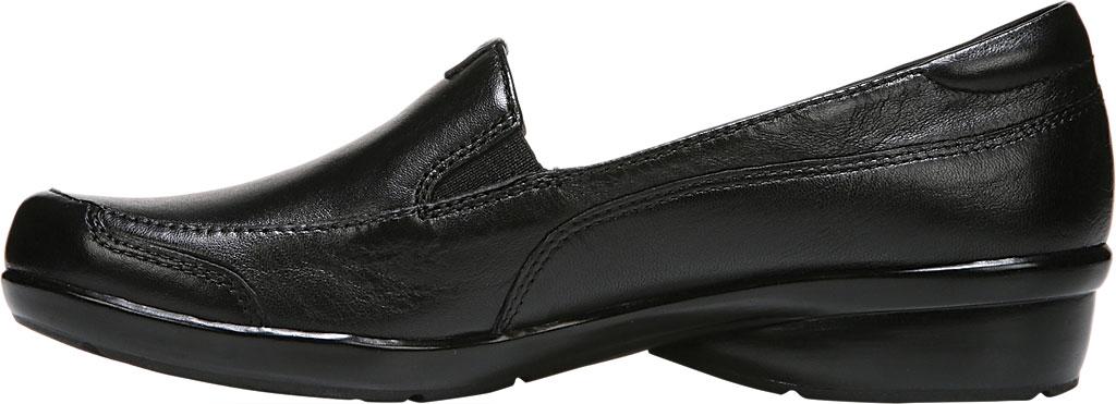 Women's Naturalizer Channing Slip-On, Black ET Sheep Premium Leather, large, image 3