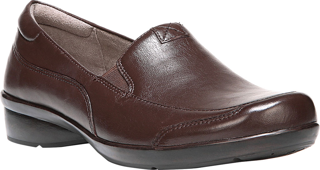 Women's Naturalizer Channing Slip-On, Bridle Brown ET Sheep Premium Leather, large, image 1