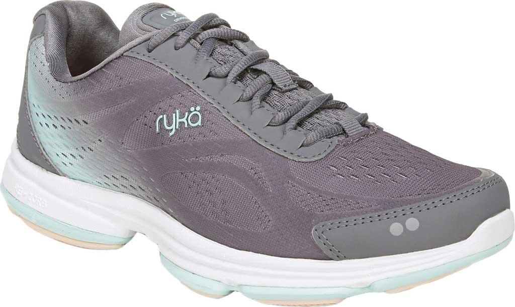 Women's Ryka Devotion Plus 2 Walking Shoe, Quiet Grey, large, image 1