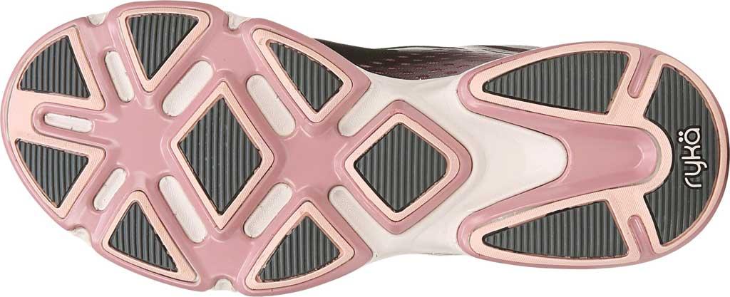 Women's Ryka Devotion Plus 2 Walking Shoe, Black/Rose, large, image 6