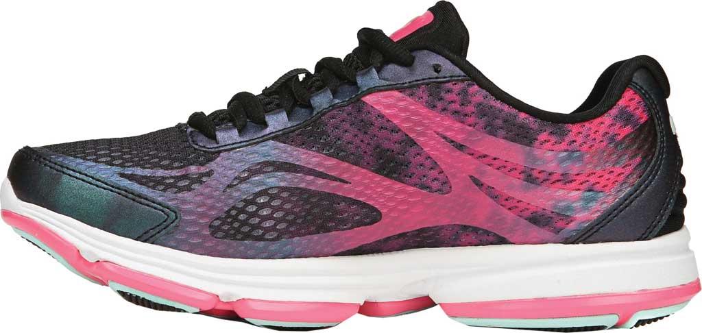 Women's Ryka Devotion Plus 2 Walking Shoe, Black, large, image 3