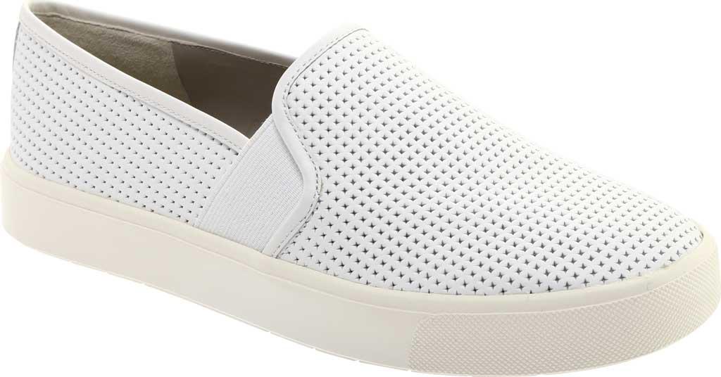 Women's Vince Blair 5 Slip-On Sneaker, White Leather, large, image 1