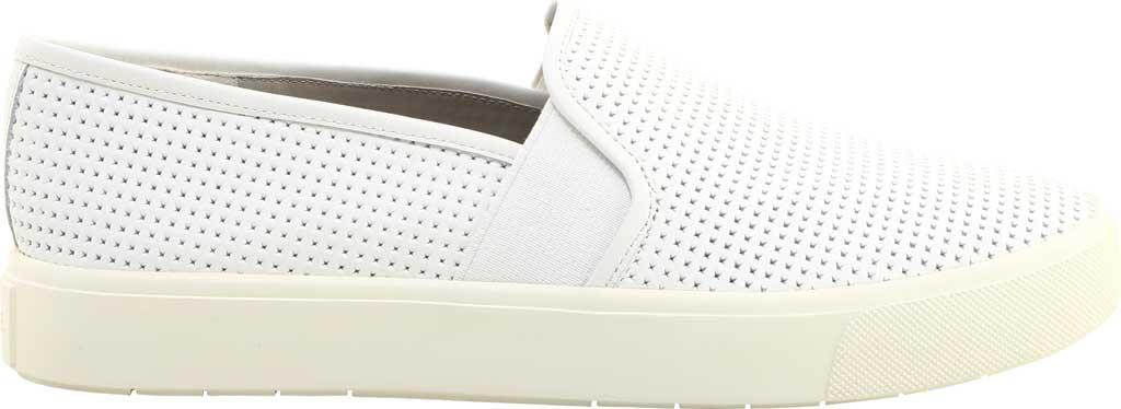 Women's Vince Blair 5 Slip-On Sneaker, White Leather, large, image 2
