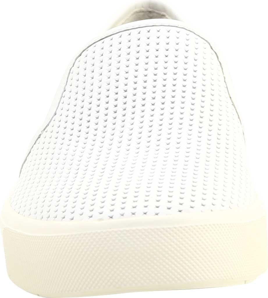 Women's Vince Blair 5 Slip-On Sneaker, White Leather, large, image 3