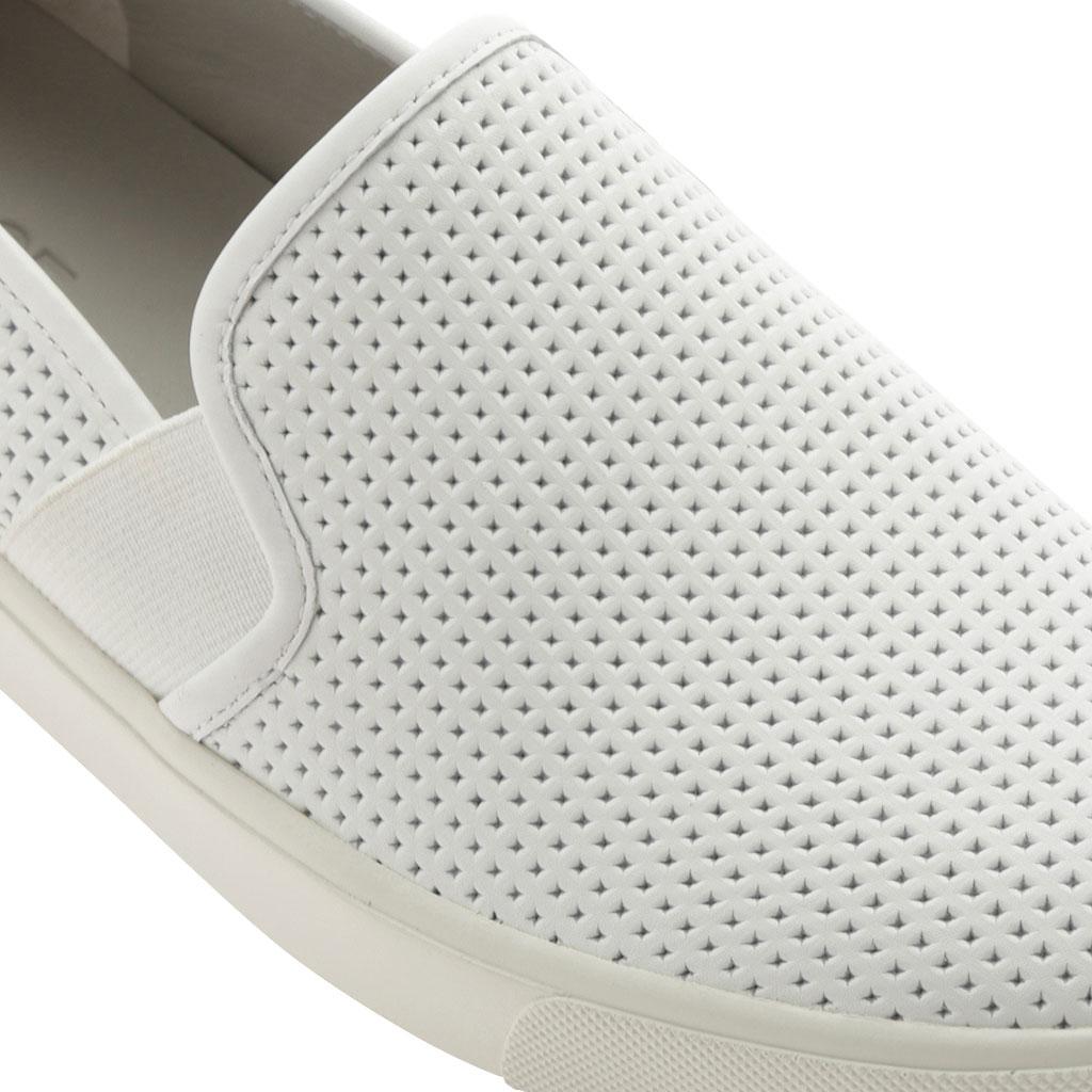 Women's Vince Blair 5 Slip-On Sneaker, White Leather, large, image 4