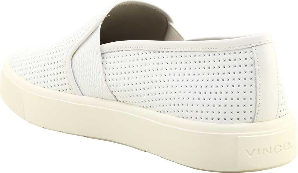 Women's Vince Blair 5 Slip-On Sneaker, White Leather, large, image 5