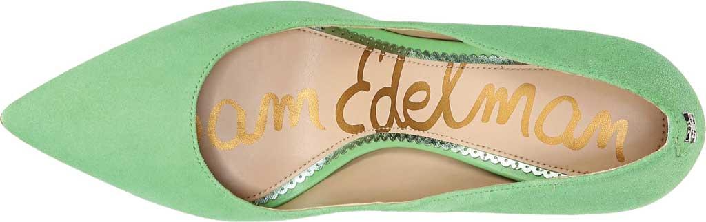 Women's Sam Edelman Hazel Pointed Toe Stiletto Heel Pump, , large, image 5