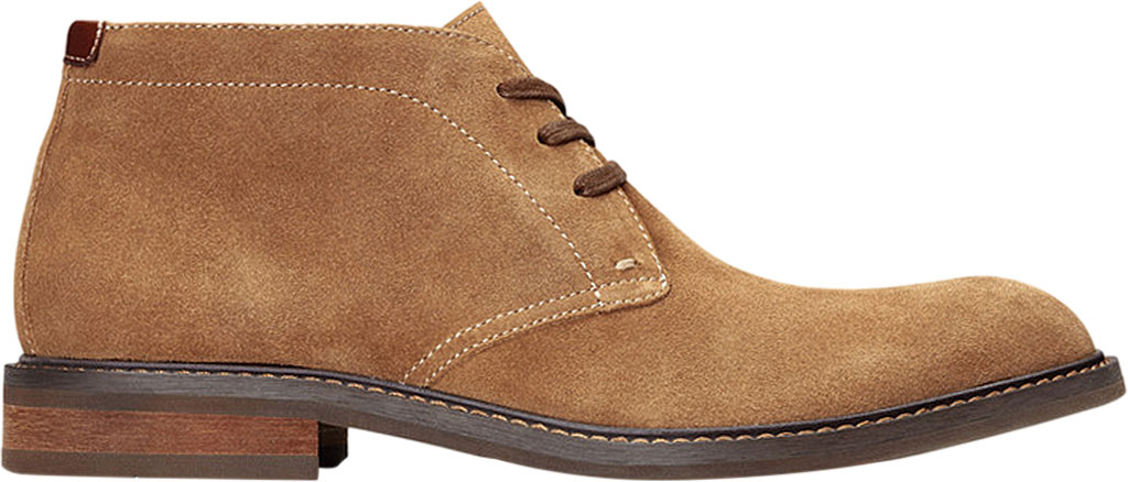 Men's Vionic Chase Chukka Boot, Tan Suede, large, image 2
