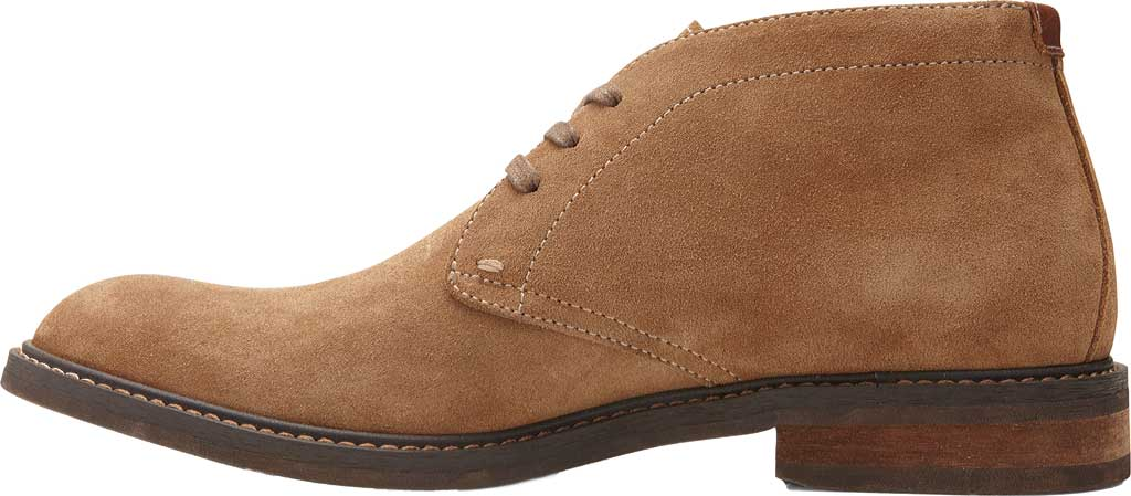 Men's Vionic Chase Chukka Boot, Tan Suede, large, image 3