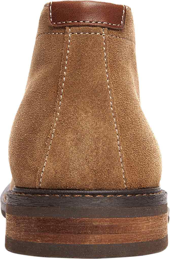 Men's Vionic Chase Chukka Boot, Tan Suede, large, image 4