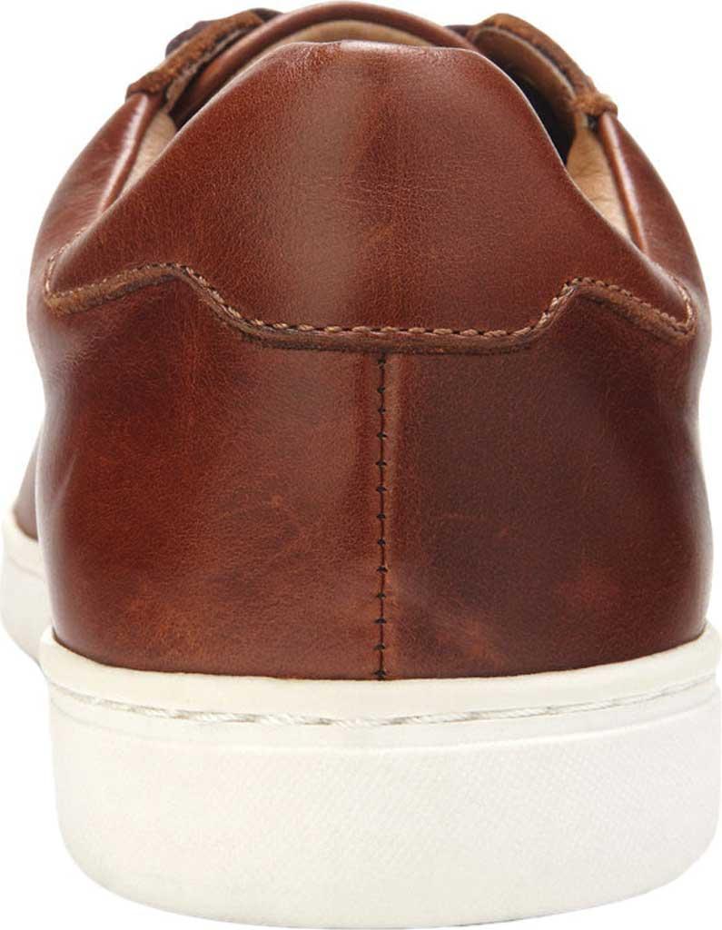 Men's Vionic Baldwin Cupsole Sneaker, Dark Brown Leather, large, image 4