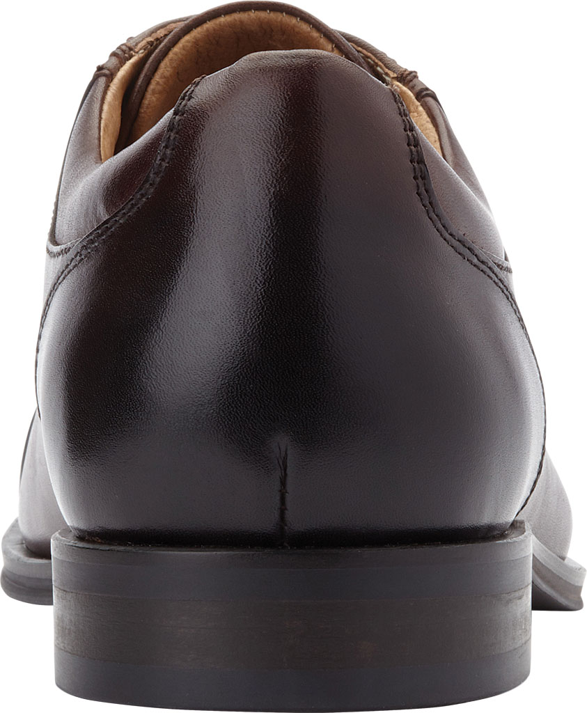 Men's Vionic Shane Oxford, Dark Brown Leather, large, image 4
