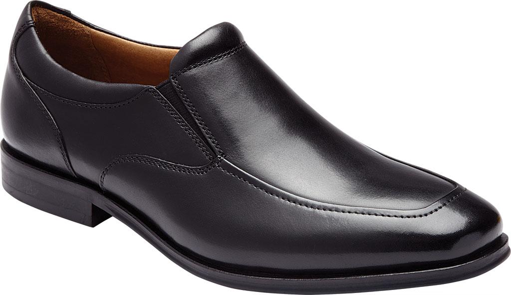 Men's Vionic Sullivan Loafer, Black Full Grain Leather, large, image 1