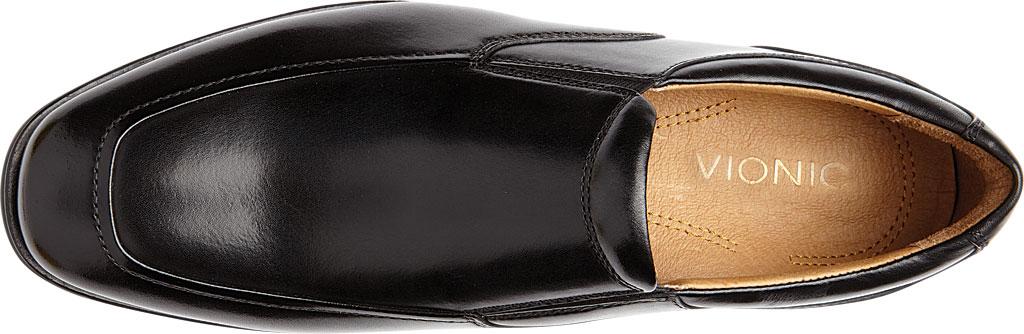 Men's Vionic Sullivan Loafer, Black Full Grain Leather, large, image 5