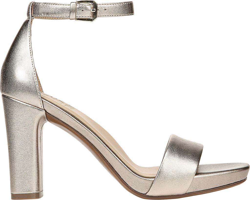 Women's Naturalizer Joy Ankle Strap Sandal, Light Bronze Leather, large, image 2