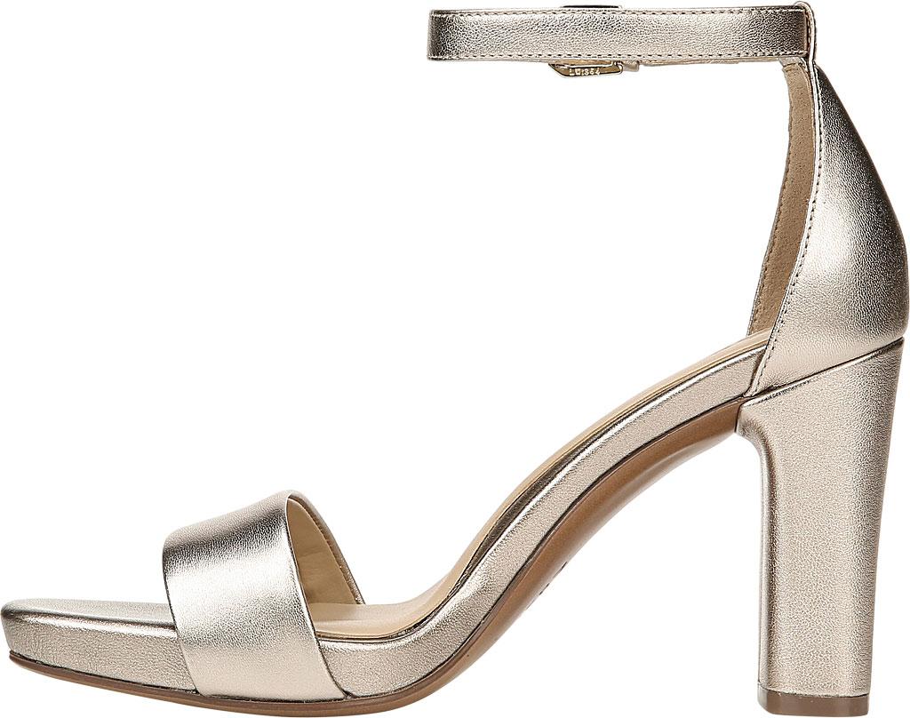 Women's Naturalizer Joy Ankle Strap Sandal, Light Bronze Leather, large, image 3