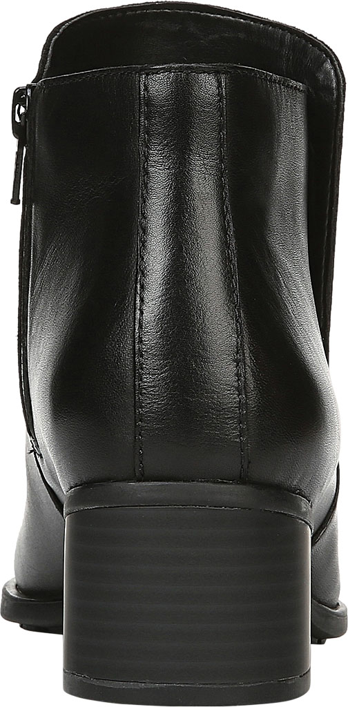 Women's Naturalizer Deena Ankle Boot, Black Waterproof Leather, large, image 4