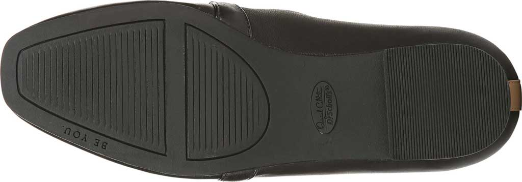 Women's Dr. Scholl's Original Collection Mercury Loafer, Black Leather, large, image 6