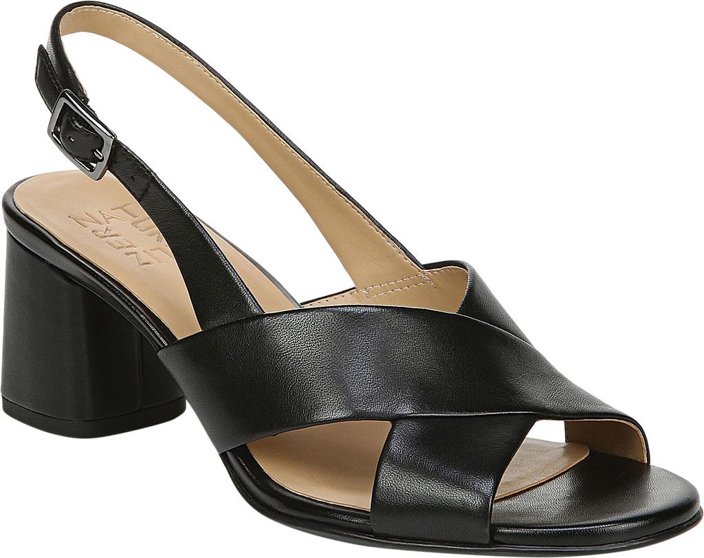 Women's Naturalizer Azalea Slingback Sandal, Black Leather, large, image 1