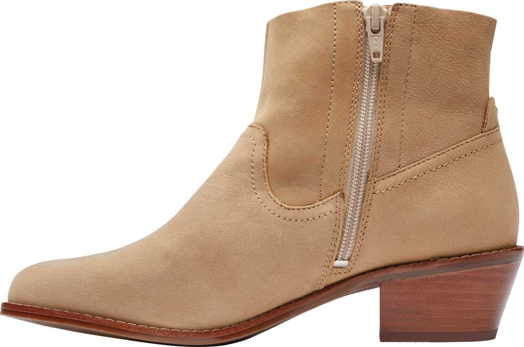 Women's Vionic Roselyn Ankle Boot, Wheat Nubuck, large, image 3