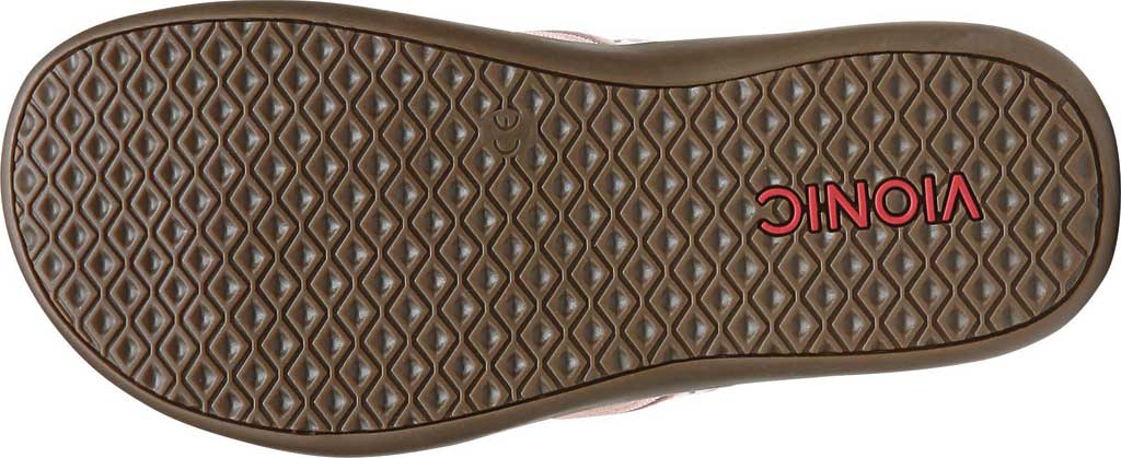 Women's Vionic Casandra Thong Sandal, Pale Blush Leather, large, image 6
