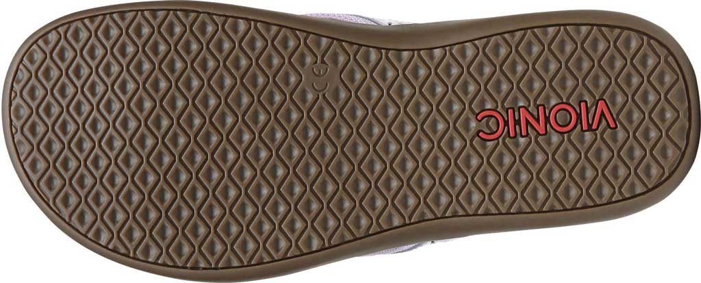 Women's Vionic Casandra Thong Sandal, Pastel Lilac Leather, large, image 6