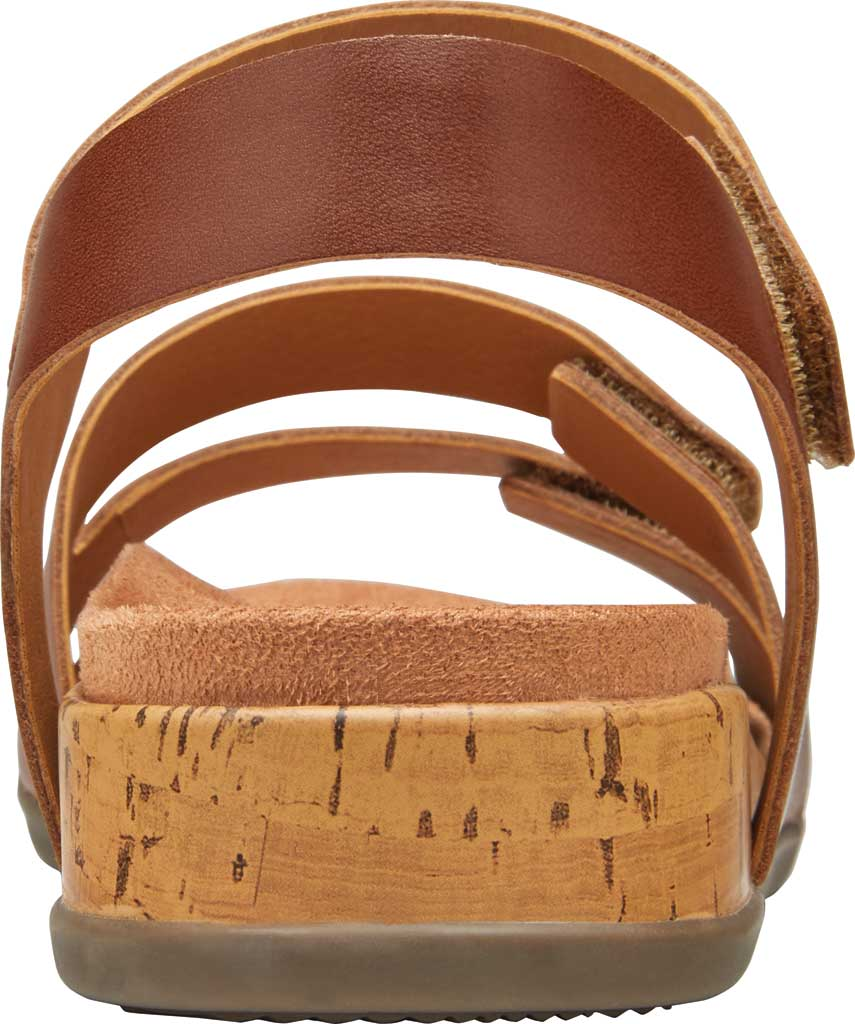 Women's Vionic Colleen Strappy Sandal, Cinnamon Leather, large, image 4