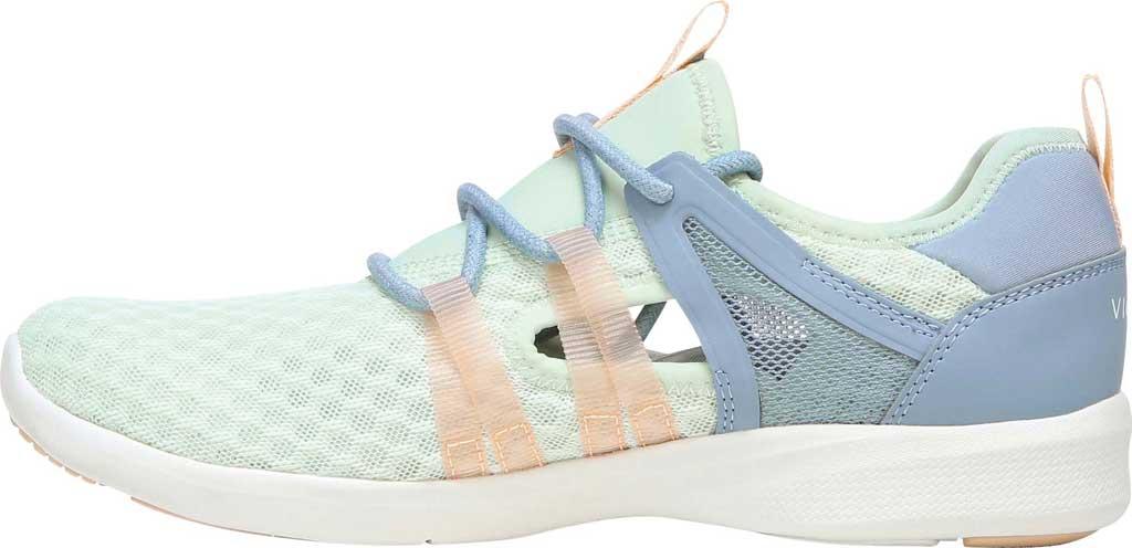Women's Vionic Adore Sneaker, Seafoam Mesh Fabric, large, image 3
