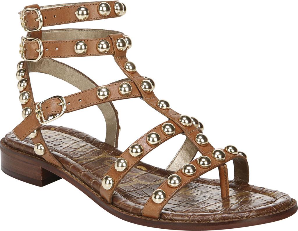 Women's Sam Edelman Eavan Gladiator Sandal, Spiced Clay Leather, large, image 1