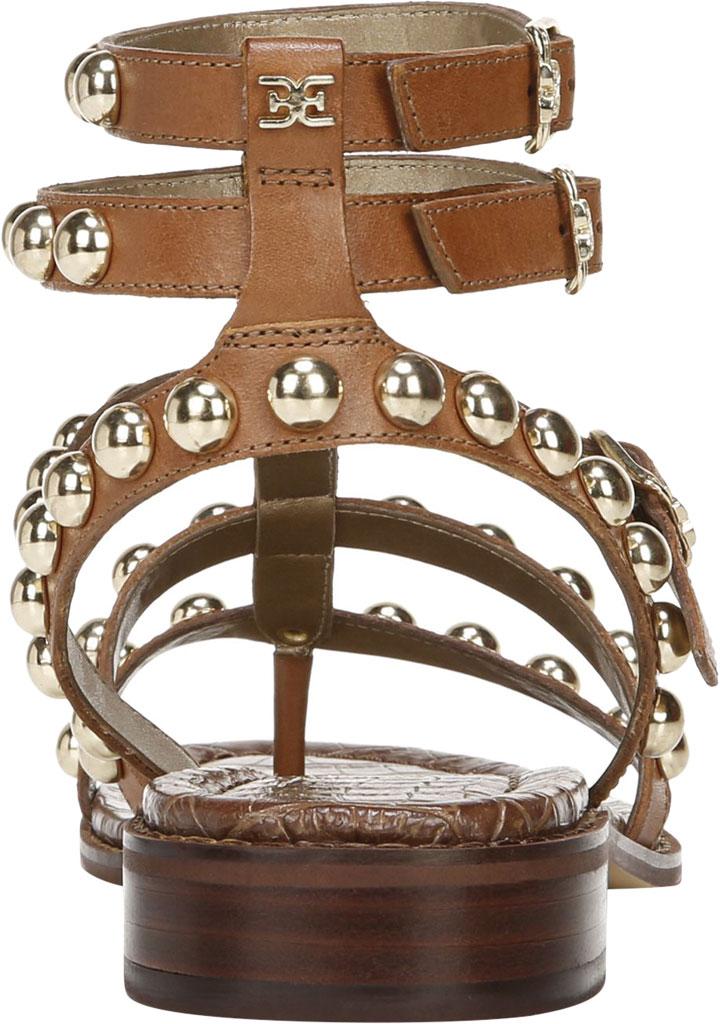 Women's Sam Edelman Eavan Gladiator Sandal, Spiced Clay Leather, large, image 4