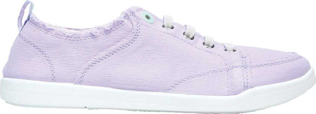 Women's Vionic Pismo Sneaker, Pastel Lillac Eco Canvas, large, image 2