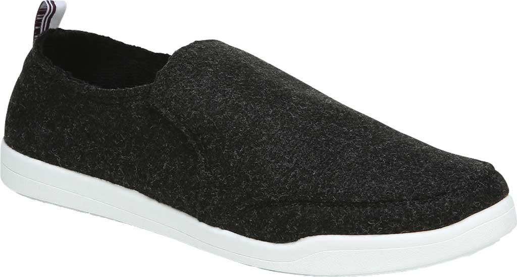 Women's Vionic Malibu Slip On Sneaker, Black Jersey, large, image 1