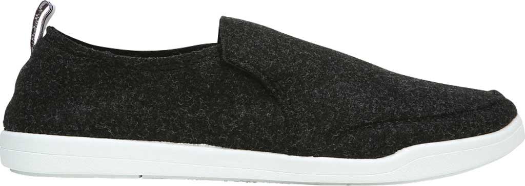 Women's Vionic Malibu Slip On Sneaker, Black Jersey, large, image 2