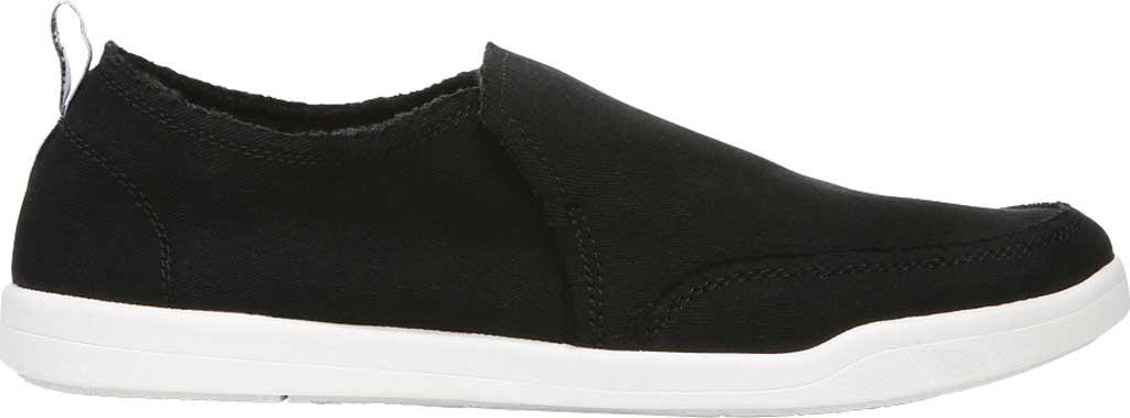 Women's Vionic Malibu Slip On Sneaker, Black Eco Canvas, large, image 2