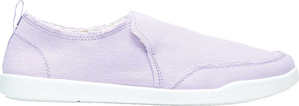 Women's Vionic Malibu Slip On Sneaker, Pastel Lilac Eco Canvas, large, image 2