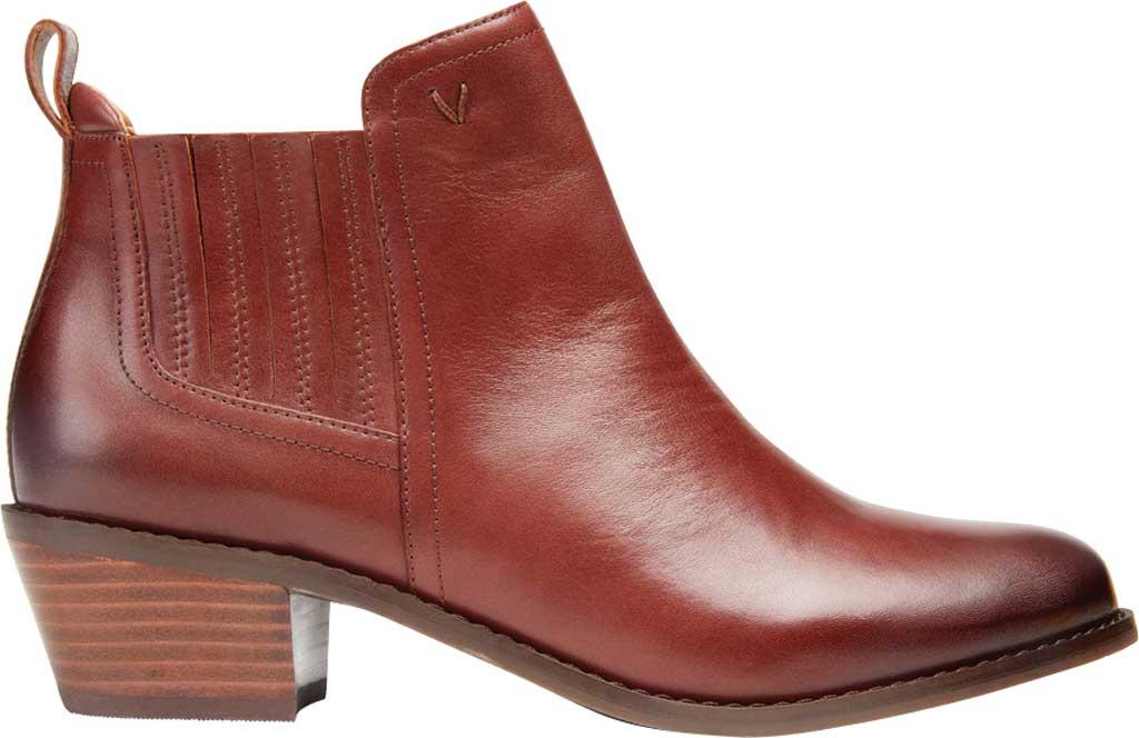 Women's Vionic Bethany Waterproof Ankle Bootie, Beaver Waterproof Leather, large, image 2