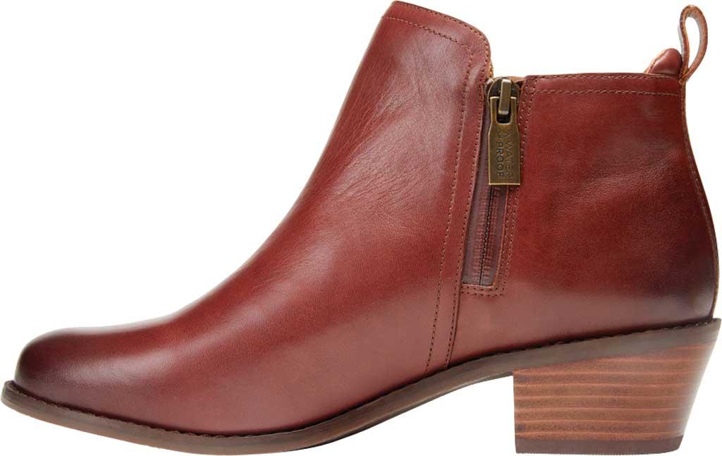 Women's Vionic Bethany Waterproof Ankle Bootie, Beaver Waterproof Leather, large, image 3