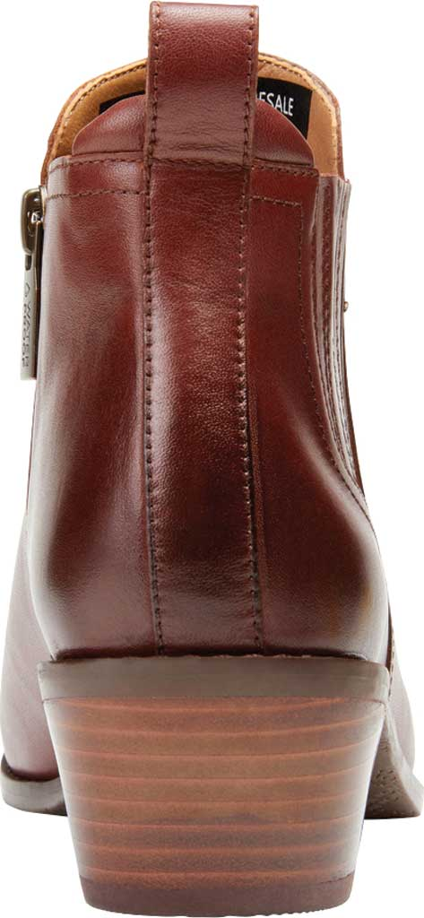 Women's Vionic Bethany Waterproof Ankle Bootie, Beaver Waterproof Leather, large, image 4