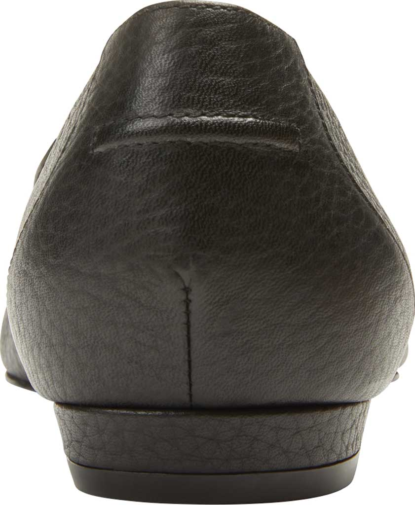 Women's Vionic Noah Loafer, Black Tumbled Leather, large, image 4