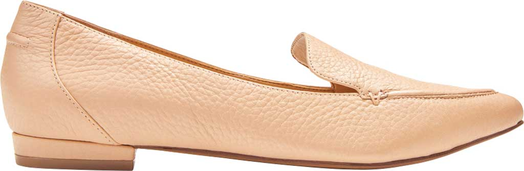 Women's Vionic Noah Loafer, Nude Tumbled Leather, large, image 2