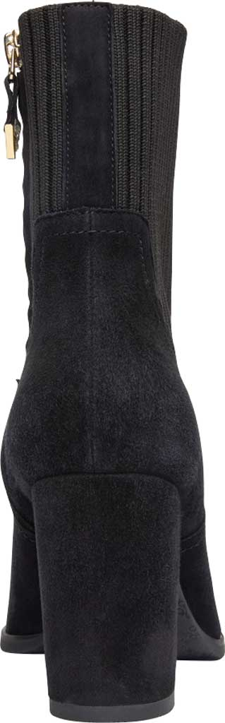Women's Vionic Kaylee Ankle Bootie, Black Knit/Suede, large, image 4