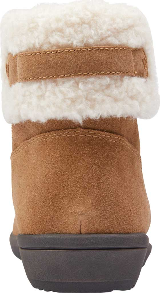 Women's Vionic Ruth Ankle Bootie, Wheat Suede, large, image 4