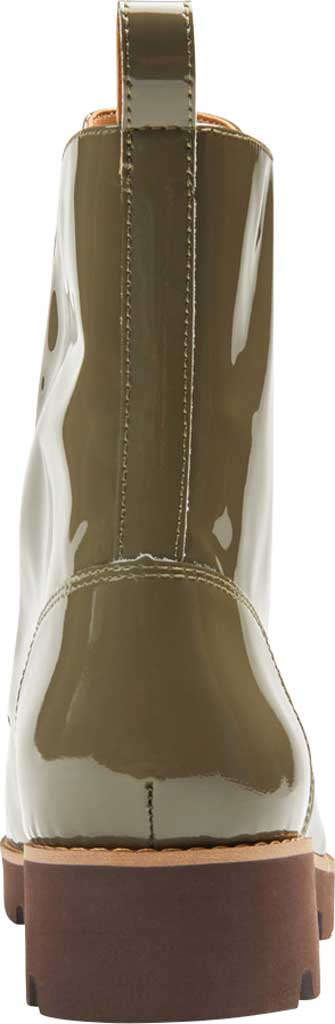 Women's Vionic Lani Lace Up Ankle Boot, Olive Patent Leather, large, image 3