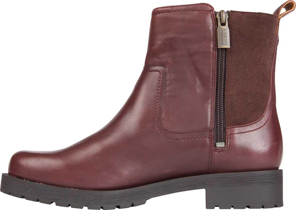 Women's Vionic Brynn Waterproof Ankle Bootie, Scotch Waterproof Leather/Suede, large, image 3