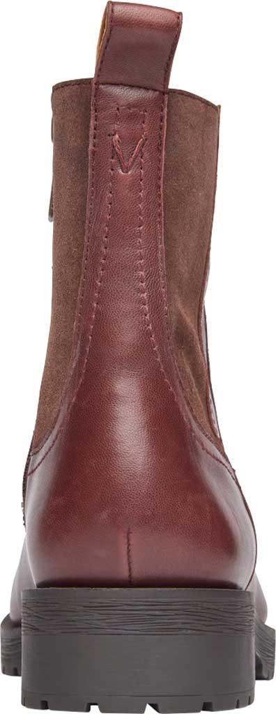 Women's Vionic Brynn Waterproof Ankle Bootie, Scotch Waterproof Leather/Suede, large, image 4