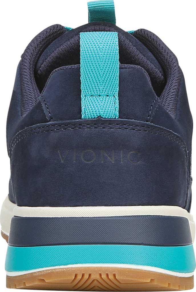 Women's Vionic Rechelle Lace Up Sneaker, Navy Nubuck, large, image 4