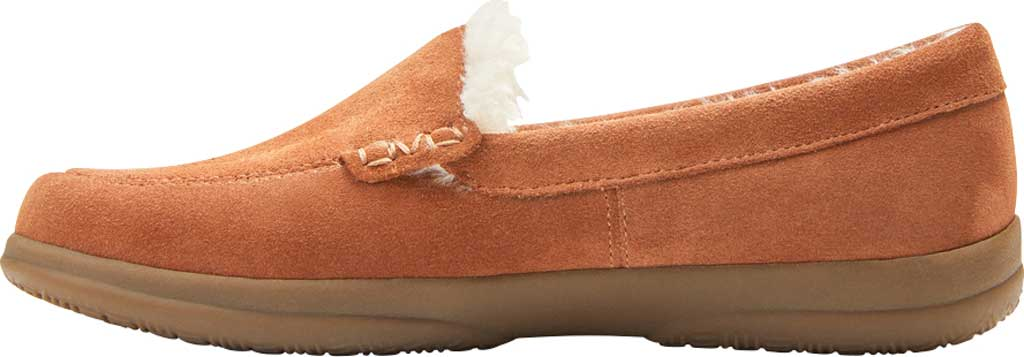 Women's Vionic Lynez Slipper, Toffee Suede, large, image 3
